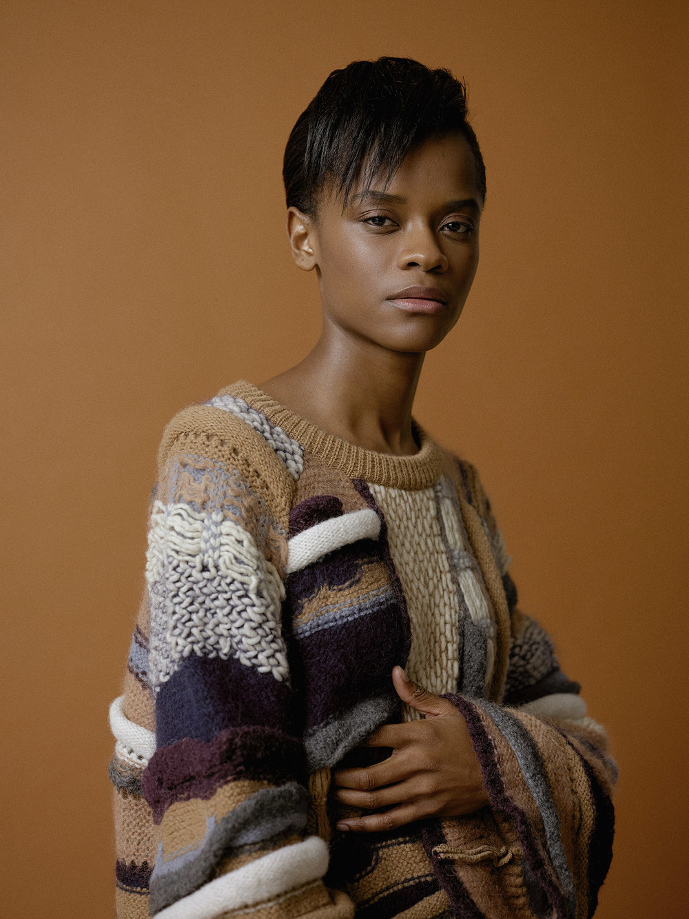 ES Magazine | Letitia Wright